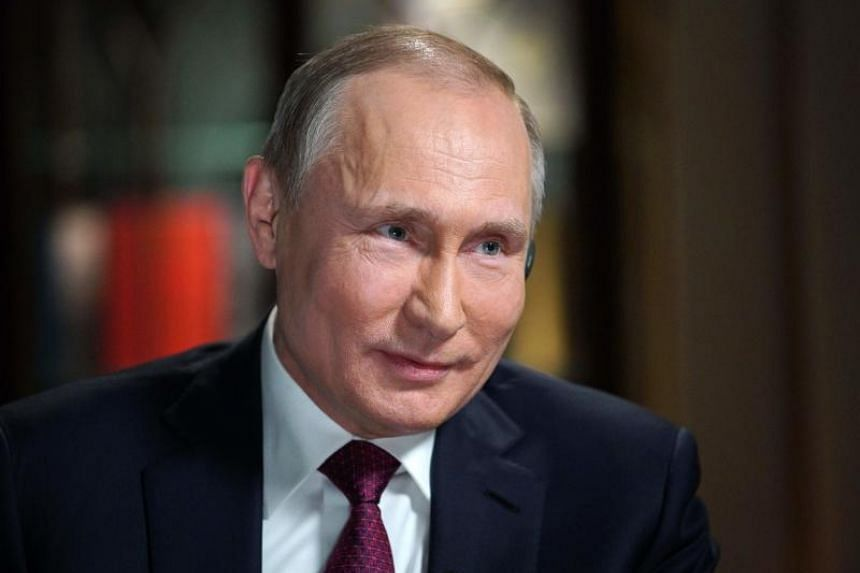 Asked by US television network NBC whether he would follow in the footsteps of China's Xi Jinping, who is eyeing a limitless tenure, Russian President Vladimir Putin insisted he had no such intentions.