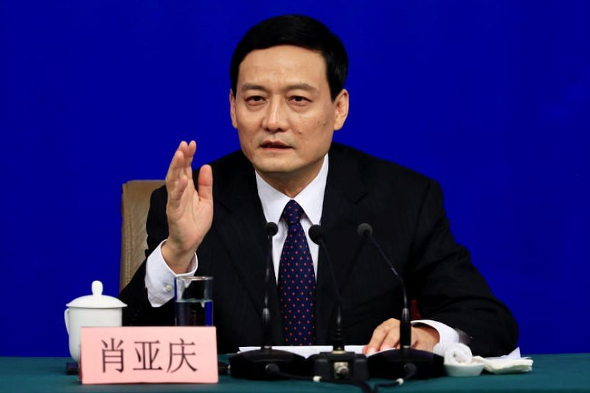 Mr Xiao Yaqing, who heads the State-Owned Assets Supervision and Administration Commission, said foreign firms were welcome to take part in the reform of Chinese state-owned enterprises.