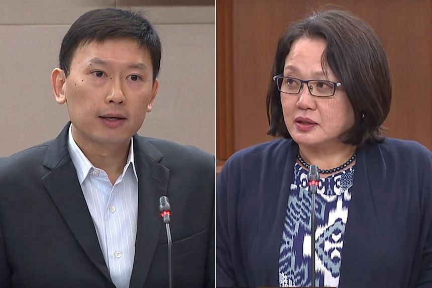 Senior Minister of State for Communications and Information and Health Chee Hong Tat was responding to comments made by Workers' Party chairman Sylvia Lim in parliament about the GST hike.