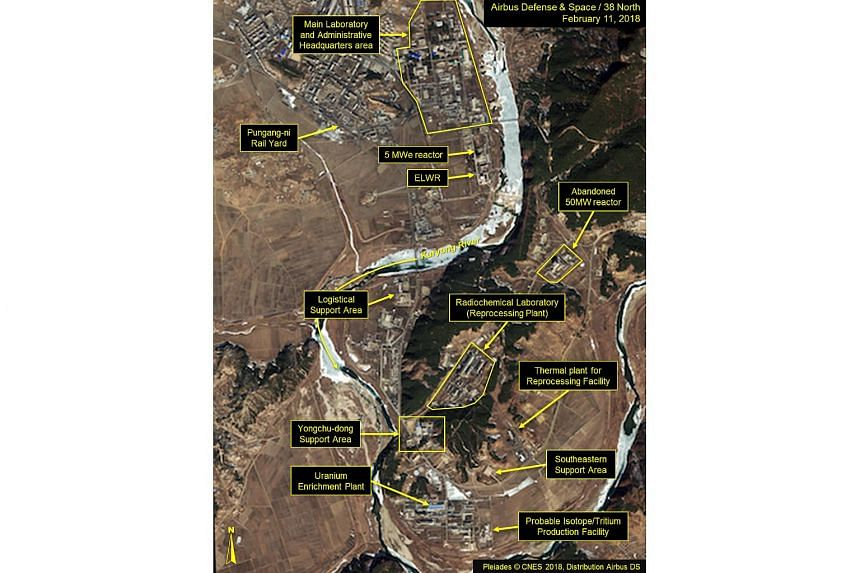 Two separate teams of American analysts examining satellite images have concluded that the Yongbyon reactor, which had appeared to be dormant, is now making plutonium a principal fuel of nuclear arms.