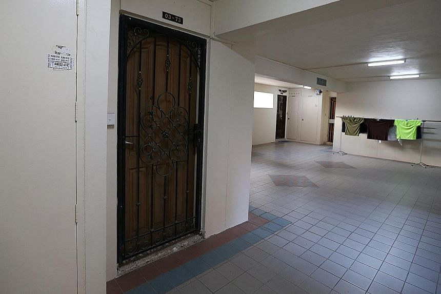 90B Telok Blangah ParcView, second-floor units Next to the bin centre A key reason why second-floor units at 90B, Telok Blangah ParcView are hard to sell. 149, Mei Ling Street, executive apartment