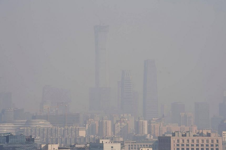 Beijing has ordered emergency pollution-curbing measures, including industrial production reduction in response to the heavy pollution.