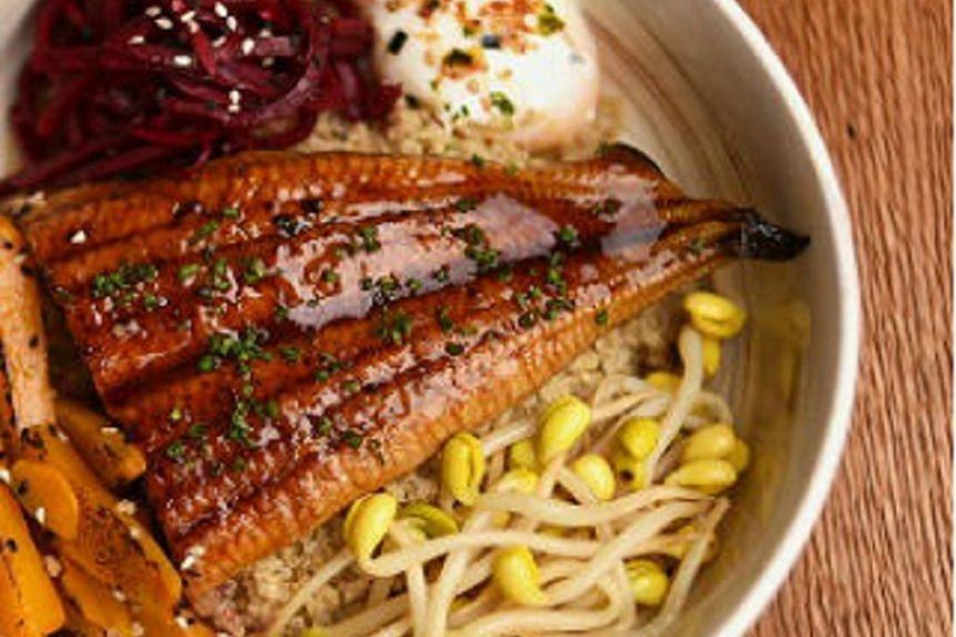 """Ninja Bowl's name is a nod to the Japanese-inspired menu where its donburi-style """"Ninja Bowls"""" take centre stage."""