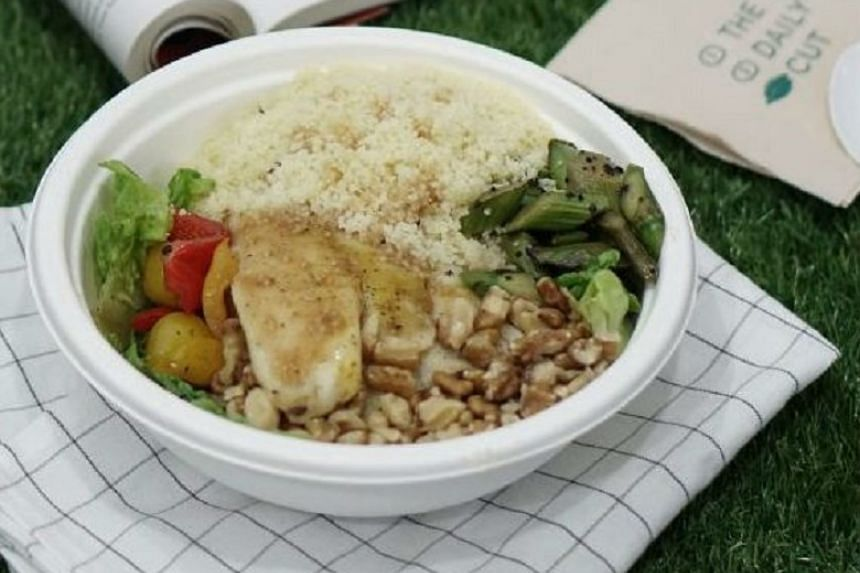 The Daily Cut is known for cooking its meats upon taking orders so you can get a fresh, wholesome meal.