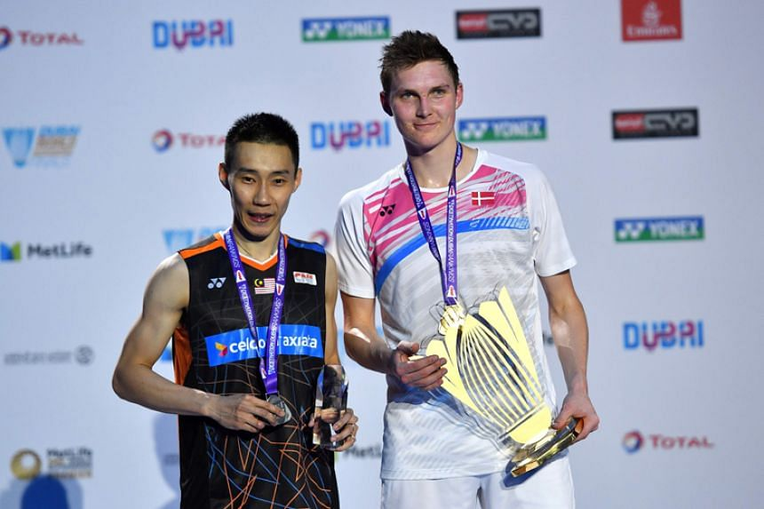 Lee Chong Wei and Viktor Axelsen have criticised the new badminton rule which says a shuttlecock shall be held less than 1.15m from a court's surface before serving.