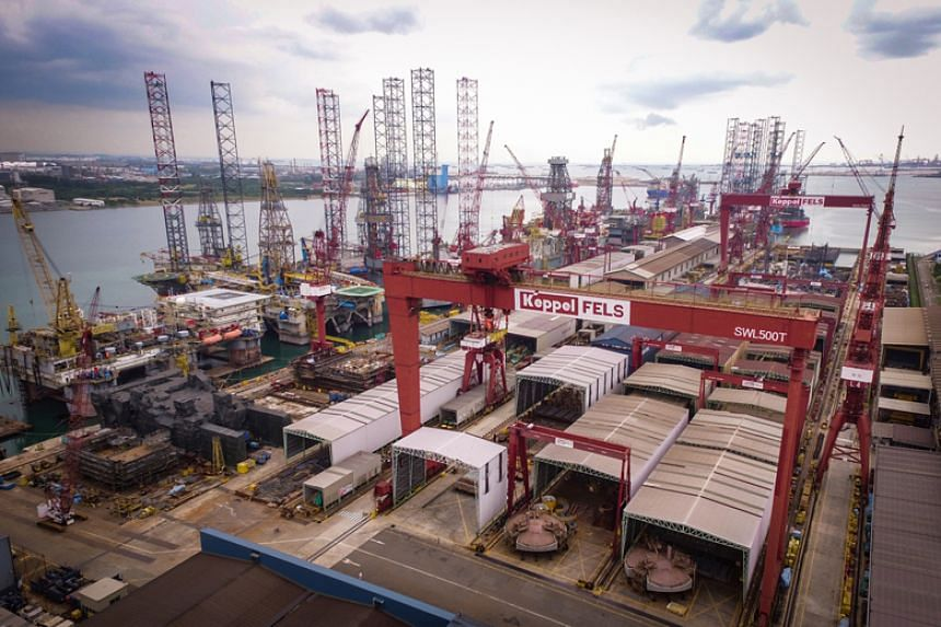 AWILCO Drilling Plc has selected Keppel Fels for the construction of a mid-water, harsh-environment semi-submersible drilling rig.