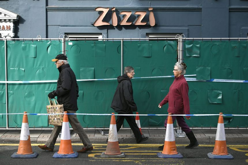 England's chief medical officer said up to 500 people who had visited The Mill pub and the Zizzi restaurant in Salisbury needed to wash their clothes and belongings as a precaution.