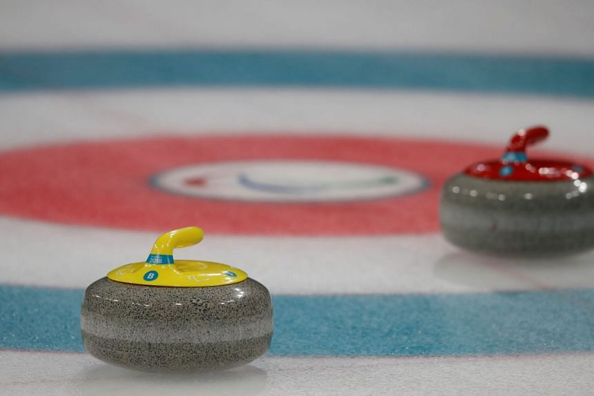 Mr T tweeted about his love of unfashionable curling throughout February's Winter Olympics.