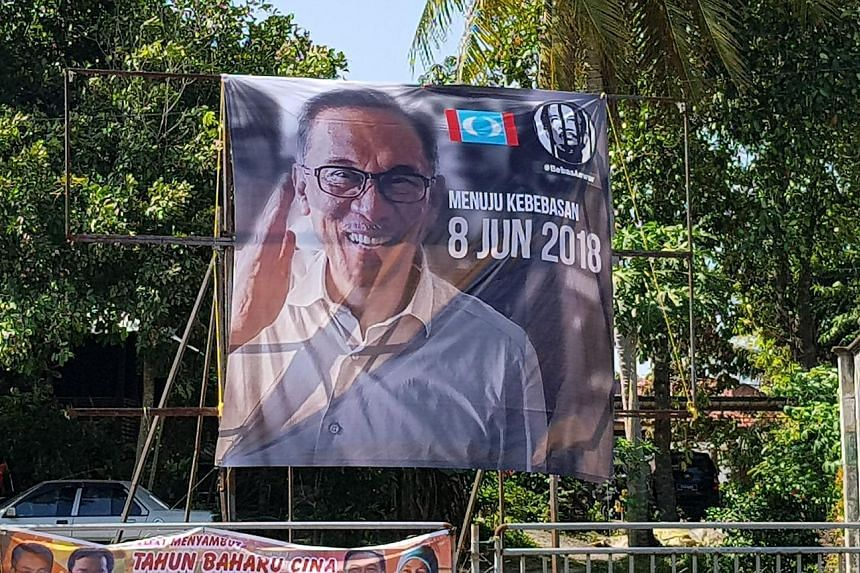 Anwar Ibrahim's home constituency of Permatang Pauh has been held by him or his wife Wan Azizah Wan Ismail since 1982.