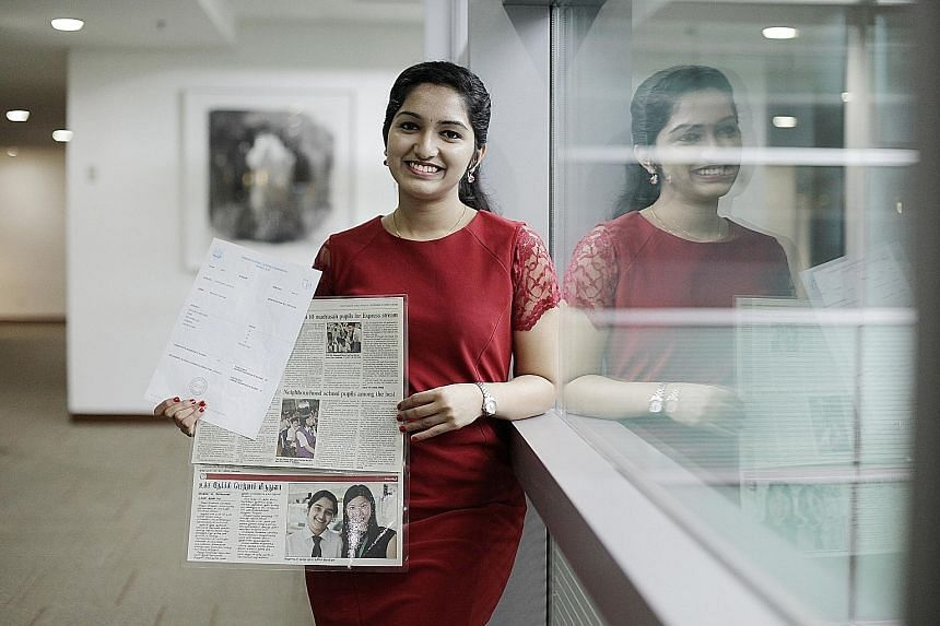 Ms Soh Qian Ying, 19, an alumna of RGS and RI, was among the top 10 in 2011, when the last batch of top PSLE pupils was announced. Mr Muhammad Saad Siddiqui, 21, was the top Indian pupil in 2009 with a PSLE score of 277. His achievement was recognise
