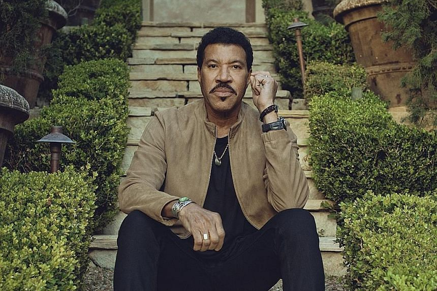 Lionel Richie, who is one of the judges of the new season of American Idol, has criticised the show over the years for promoting cookie-cutter talent.