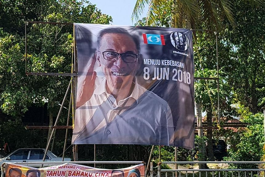 Permatang Pauh has been held by opposition leader Anwar Ibrahim or his wife Wan Azizah Ismail since 1982. Anwar is expected to be released on June 8; the seat is now held by his wife, who is the president of PKR.