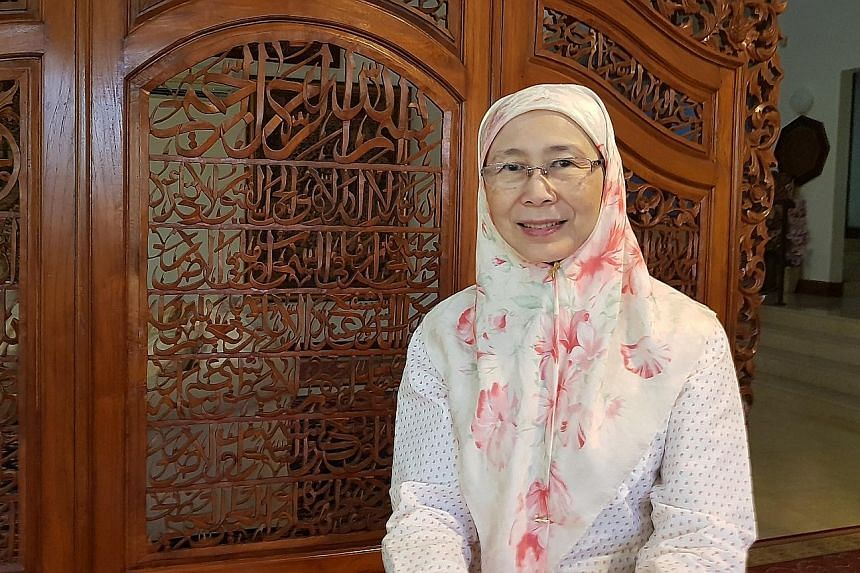 Dr Wan Azizah Wan Ismail was thrust unwillingly into politics after her husband Anwar Ibrahim was sacked as deputy prime minister in 1998 and later jailed for sodomy. She said her belief in her husband's innocence gave her the strength to soldier on