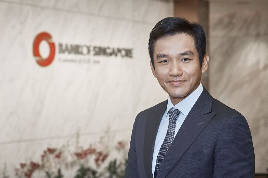 Derrick Tan was appointed Bank of Singapore's global market head for Greater China and North Asia in January 2018.
