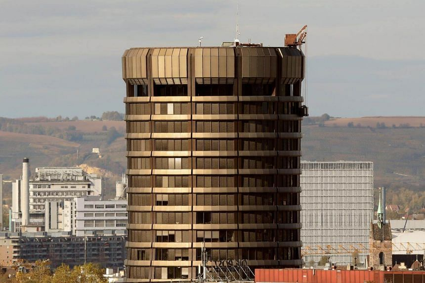 The headquarters of the Bank for International Settlements are in Basel, Switzerland.