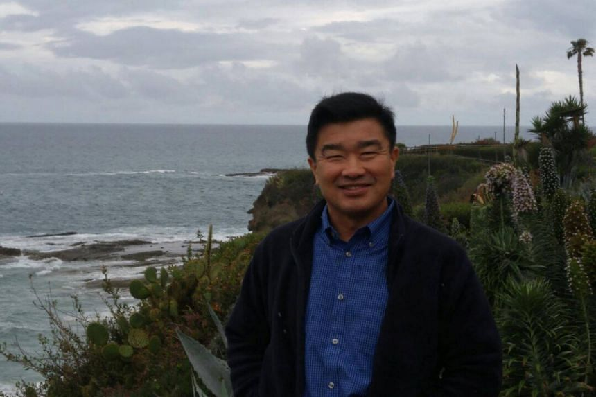 Tony Kim, one of the three Americans being held captive by North Korea, seen in a handout photo taken in California in 2016.