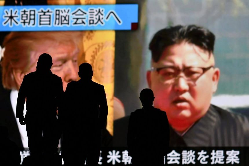 North Korean leader Kim Jong Un is likely to raise the possibility of a peace treaty, along with establishing diplomatic relations and nuclear disarmament, during a meeting with US President Donald Trump.