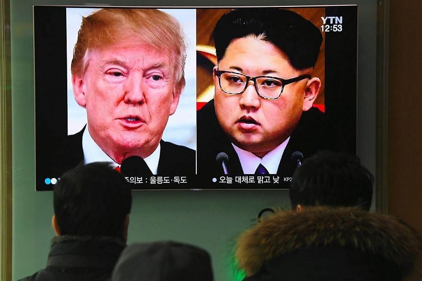 United States President Donald Trump made the shocking decision last week to meet North Korean leader Kim Jong Un.