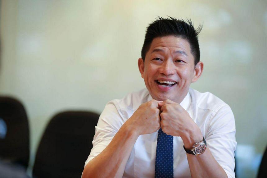 Jubilee Industries' chairman, Mr Terence Tea.