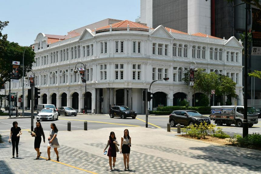 An earlier settlement agreement paved the way for either Perennial or Pontiac Land to purchase all of the others' shares in the iconic Capitol Singapore.
