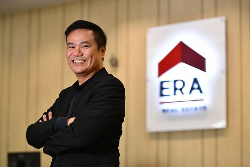 "ERA Realty chief executive Jack Chua: ""We wanted to create an effective platform that can provide transparent and fast information that would be beneficial for consumers, salespersons and even property developers."""