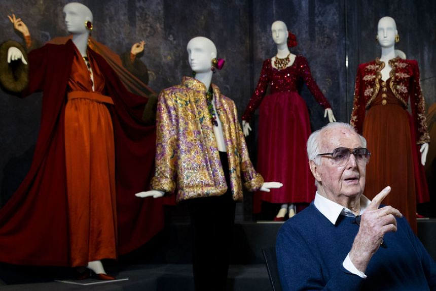 Hubert de Givenchy set the template for ladylike chic in the 1950s and 1960s, and his restrained style still informs the way Britain's Queen Elizabeth II and older American and Chinese socialites dress.