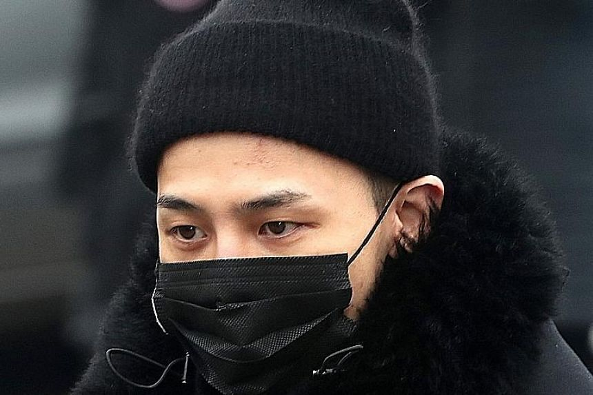 G-Dragon enlisted last month and the military training centre he is in has been bombarded by fan mail.