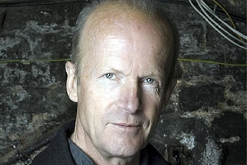 The Melody is author Jim Crace's 12th novel.