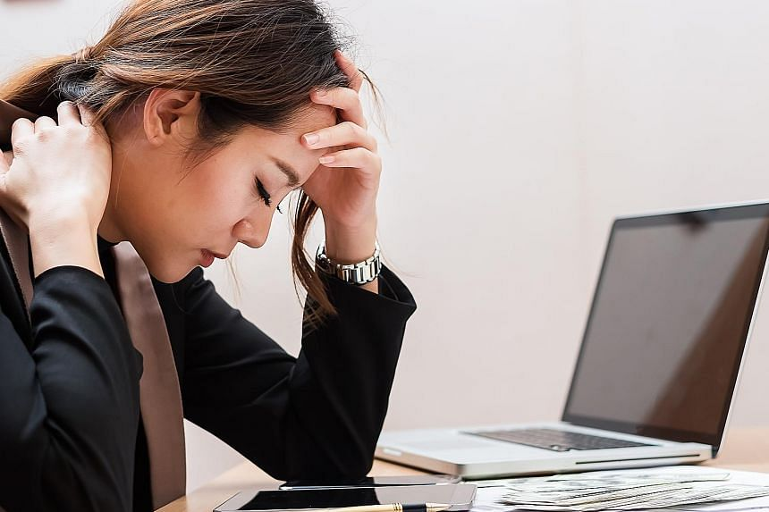 Being worn down by chronic stress can make us more vulnerable to day-to-day irritations, work problems or interpersonal conflicts, which can cause us to overreact.