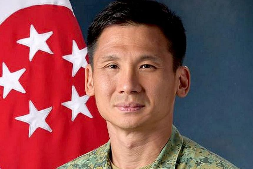 Outgoing Chief of Defence Force Perry Lim Cheng Yeow has served the SAF with distinction since his enlistment, said Mindef.