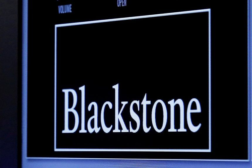 Blackstone Real Estate Income Trust Inc. which is managed by a subsidiary of Blackstone Group LP, also has some hotels and shopping centers with grocery stores.