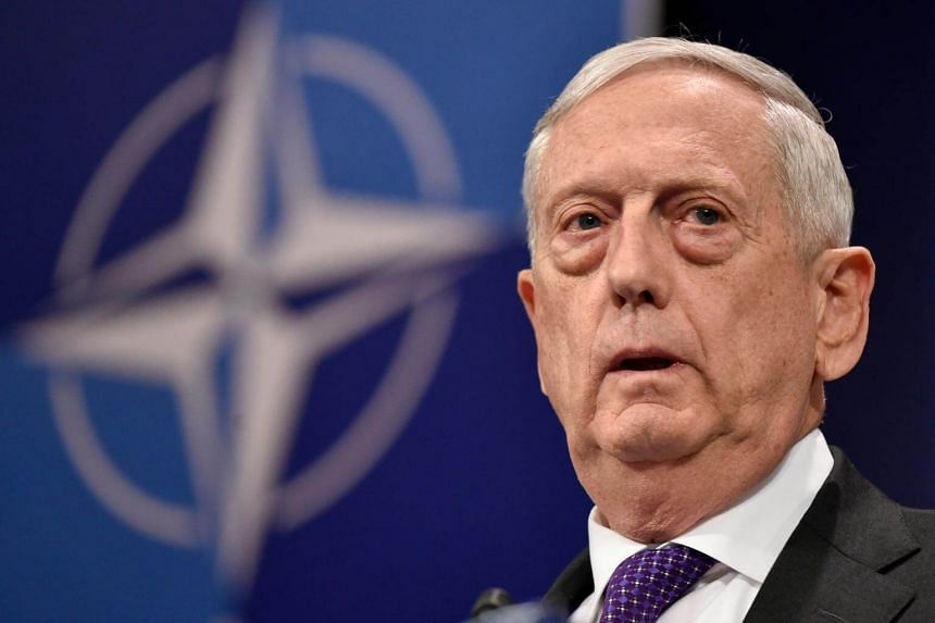 Defence Secretary James Mattis said the goal was to convince the Taleban insurgents that they cannot win, which would hopefully push them toward reconciliation.