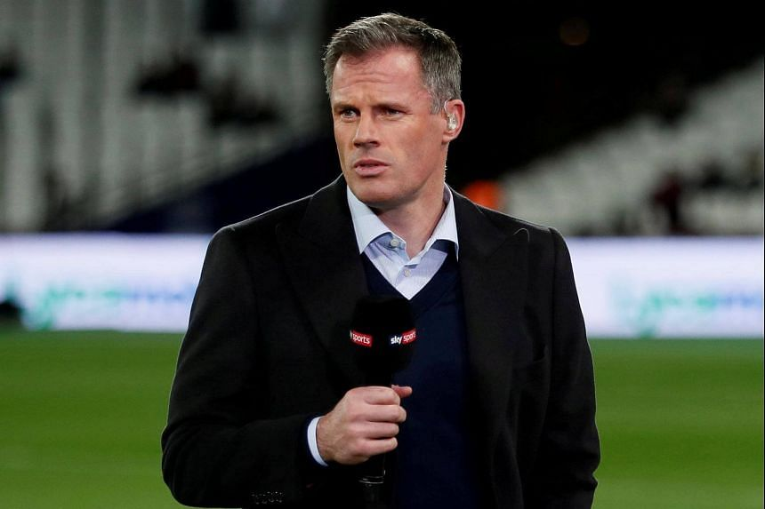 "Former England and Liverpool defender Jamie Carragher described the incident as a ""moment of madness""."