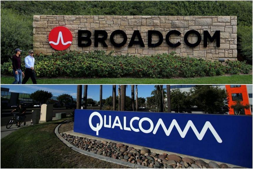 Qualcomm has rebuffed Broadcom's US$117 billion (S$154 billion) takeover offer.