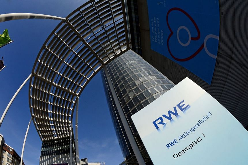 """In a joint statement, EON and RWE said they planned to complete their asset swap transaction """"by the end of 2019""""."""