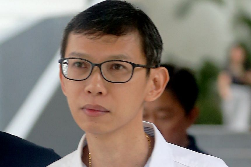 Former SMRT assistant engineer Lim Say Heng was sentenced to four weeks in jail after pleading guilty to causing death by negligence.