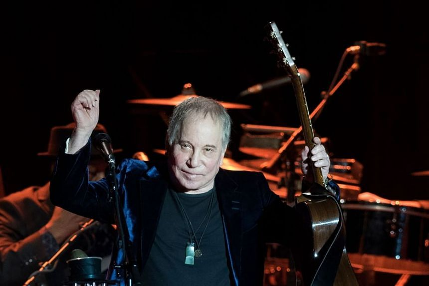 Paul Simon has plans for a final concert in New York on Sept 22, but has not specified the location.