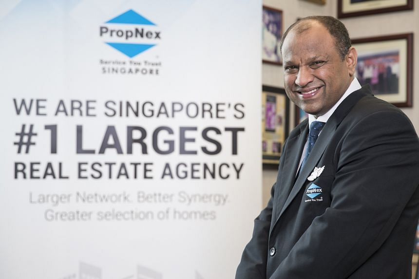 PropNex chief executive Ismail Gafoor said his company also offers various support programmes, including an opt-in group insurance scheme and a spouse protection scheme for team leaders.