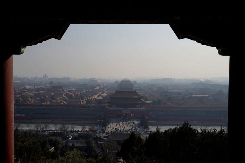 The Chinese government has been waging a battle to clear its skies of smog.
