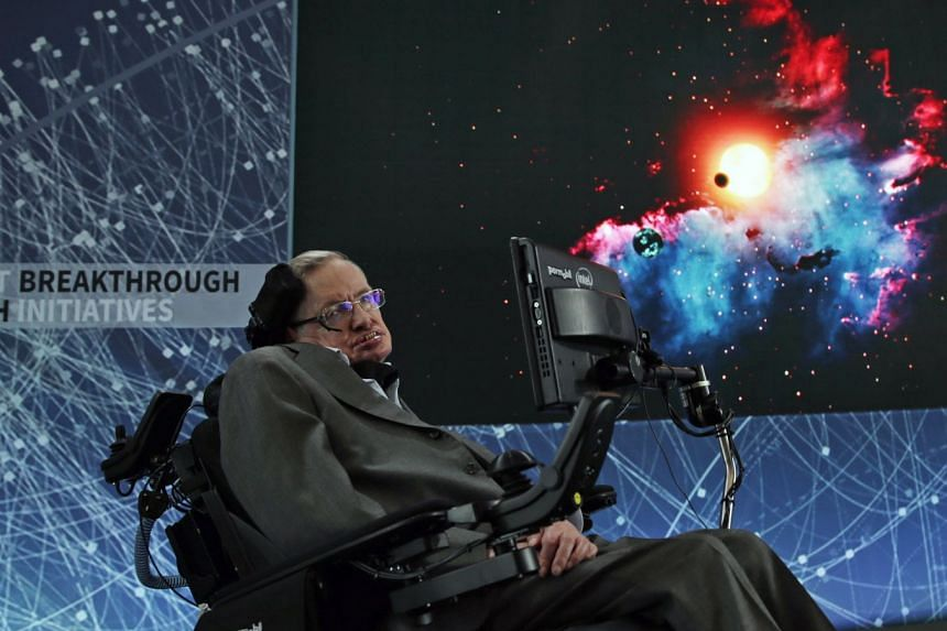 In addition to his numerous scientific accomplishments, British scientist Stephen Hawking was also a prominent figure in pop culture and an avid writer.