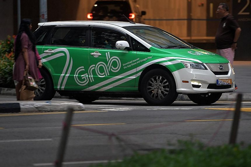 Grab has also signed a partnership with property and casualty insurance company Chubb, to offer insurance plans to Grab's drivers and customers.