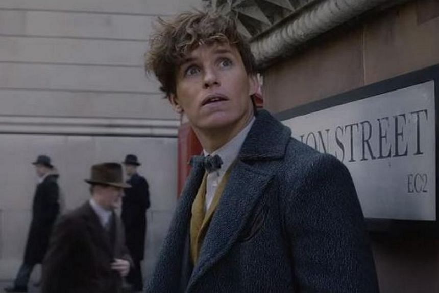 The Crimes Of Grindelwald trailer was the first to show Hogwarts as part of the Fantastic Beasts story, which centres around Newt Scamander, a magizoologist with a suitcase full of strange creatures.