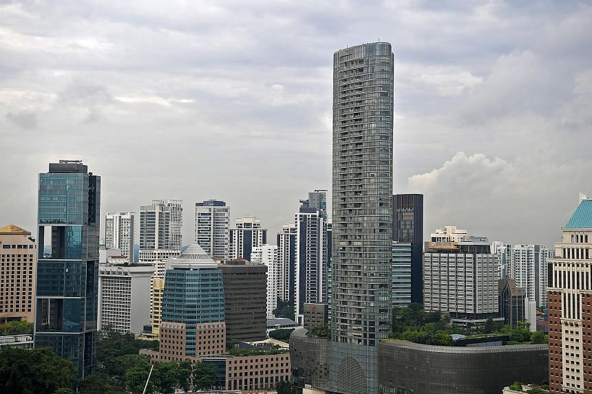 In another sign of a strengthening market, the number of resale non-landed private homes sold last month jumped 11.3 per cent from January, with 1,212 units shifted, said SRX.