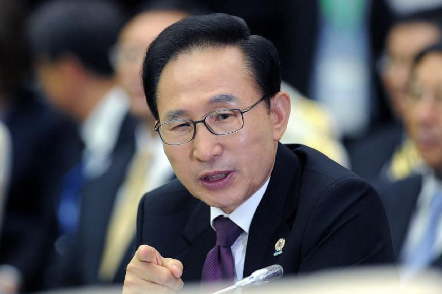 Former South Korea President Lee Myung Bak was once praised for his single-minded approach and perseverance as a successful businessman before becoming the nation's president.