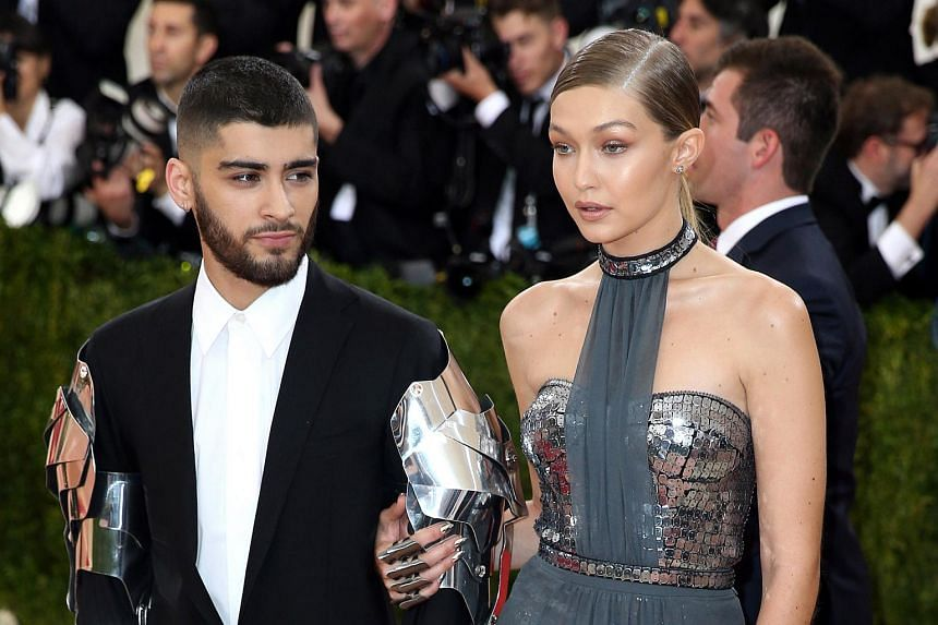 Celebrity couple Zayn Malik, a former member of British boy band One Direction, and Gigi Hadid, gave no reason for the split.