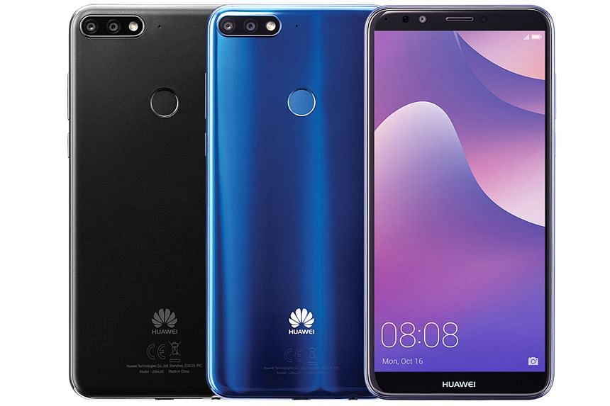 Huawei's Nova 2 Lite offers a modest set of features in line with its price tag.