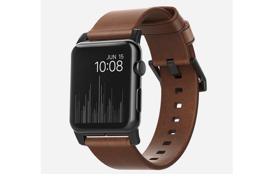 Nomad Apple Watch Modern Strap