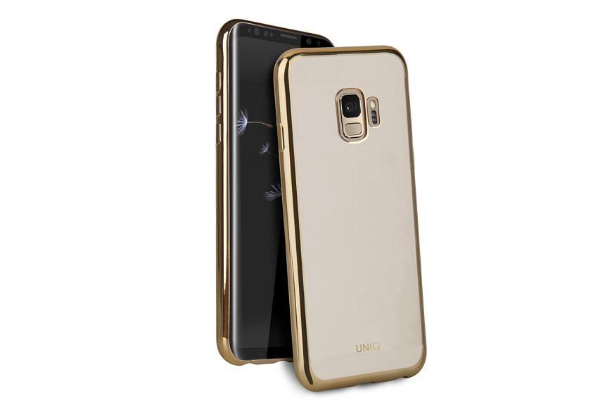 Uniq Glacier Glitz for Samsung Galaxy S9/S9+
