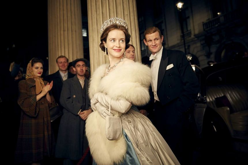 Netflix paid Claire Foy less than co-star Matt Smith for her work on The Crown.