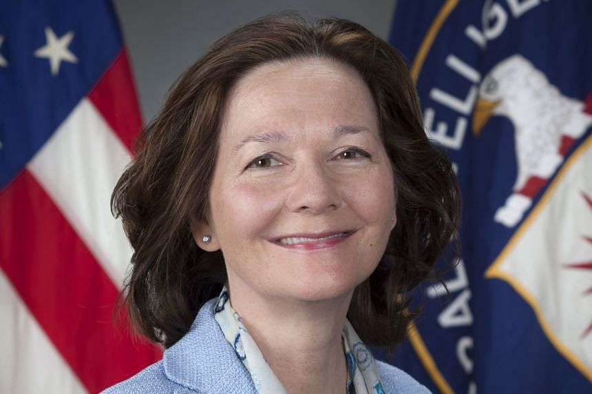 An undated photo showing Trump's pick to lead the CIA, Gina Haspel.